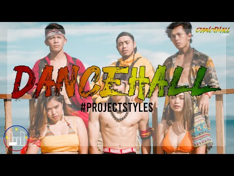 #ProjectStyles by Fusion | Dancehall Choreography by Dancehall Davao