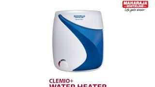 Maharaja Whiteline All New Clemio + Water Heater