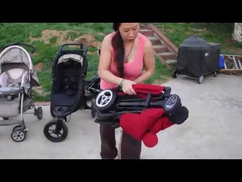 Baby Jogger City Mini Zip Review Extremely Compact And High Quality