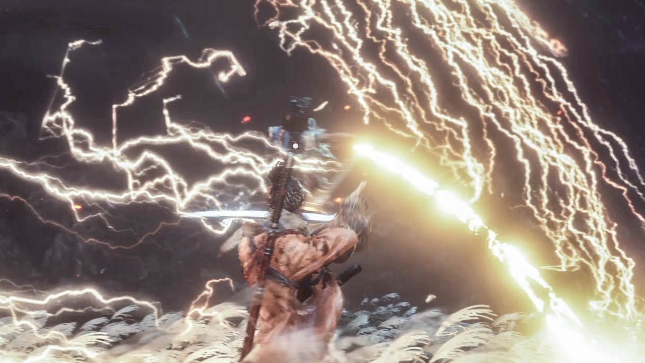 Download Sekiro - Isshin, the Sword Saint NG+7 With Lightning Reversal (No-Damage / Charmless)