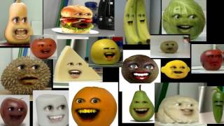 Which of these characters from the annoying orange do you like the most?
