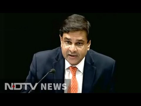 RBI Cuts Repo Rate To 6-Year Low In Urjit Patel's First Policy