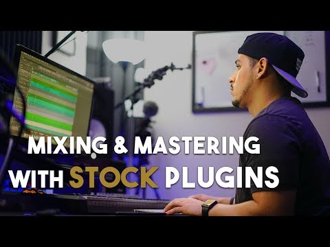 How to Mix and Master Beats using STOCK Studio One 3 Plug Ins