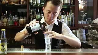 經典調酒教學 - Gin Tonic 琴通寧