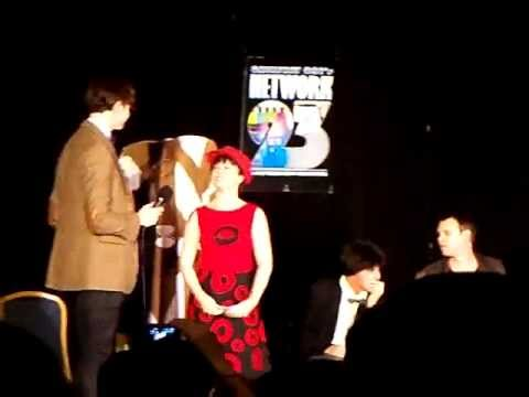 Gallifrey One 2012 - The Companion Dating Game