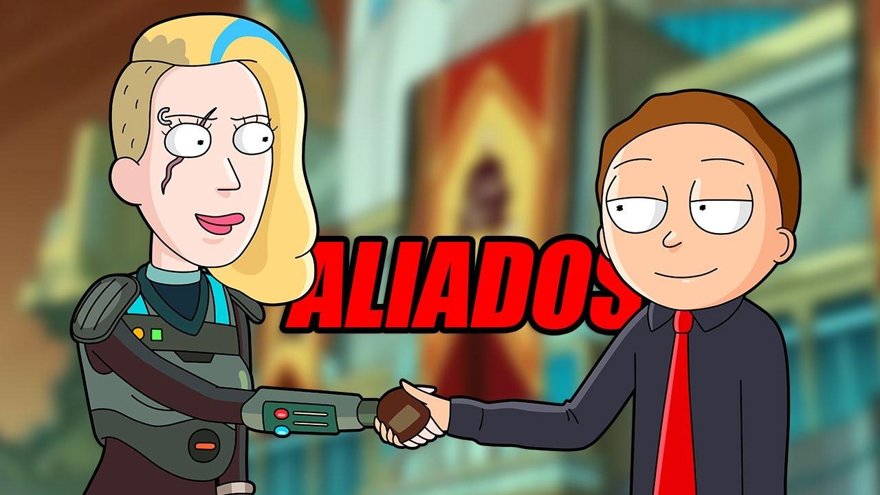 Las Mejores Teorías Que Nos Dejó Rick y Morty Temporada 4
