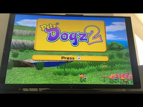 Petz Dogz 2 Low Quality Gameplay LIVE