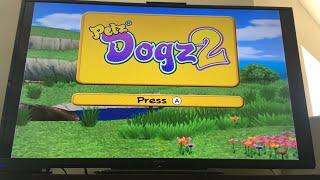 Petz Dogz 2 Low Quality Gameplay LIVE