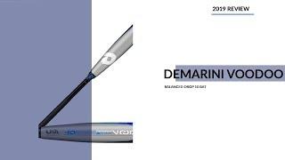 2019 DeMarini Voodoo Balanced Drop 10 Baseball Bat Review