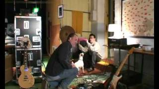 Diane Tell - Boule de moi (Making of Popeline)
