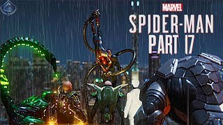 Spider-Man PS4 Walkthrough Part 17 - SINISTER SIX UNLEASHED!