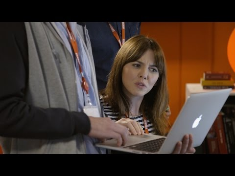 Will's cringe password  W1A: Series 2 Episode 2 P  BBC Two