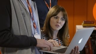 Will's cringe password - W1A: Series 2 Episode 2 Preview - BBC Two