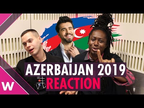 "Azerbaijan | Eurovision 2019 REACTION video | Chingiz Mustafayev ""Truth"""