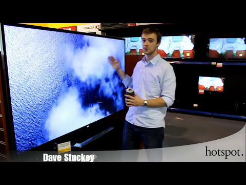 "Unboxing the LG 84"" LM9600 4k 3D Ultra High Definition TV"