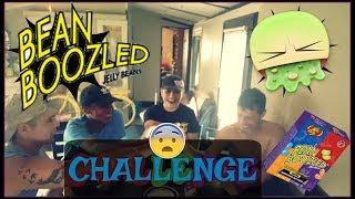 BEAN BOOZLED CHALLENGE/Alexia Moon