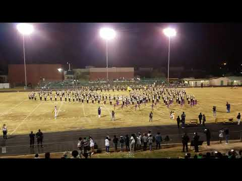 Prairie View A&M University Marching Storm @Peabody Magnet High School