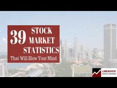 39 Stock Market Statistics Video That Will Blow Your Mind - 2018