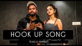 HOOK UP SONG | SOTY 2 | Tejas & Ishpreet | Dancefit Live