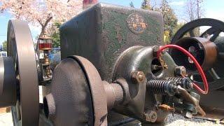 Old Engines in Japan 1930s KUBOTA Type F 5hp