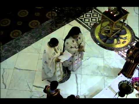 ELEVENTH SUNDAY OF MATTHEW 2012 08 19  Greek Orthodox Liturgy Assumption Chicago