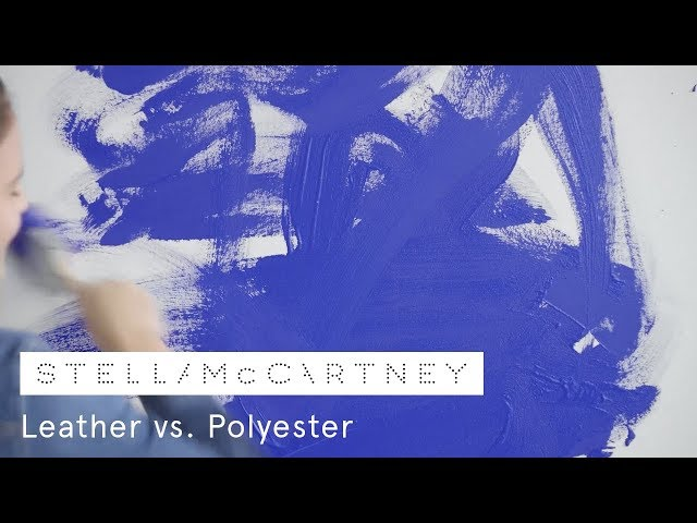 Leather vs. Polyester | Stella McCartney