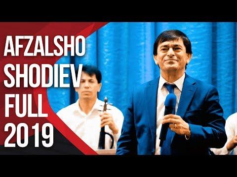 Афзалшо Шодииев - Концерти филармония 2019 (ПУРРА)