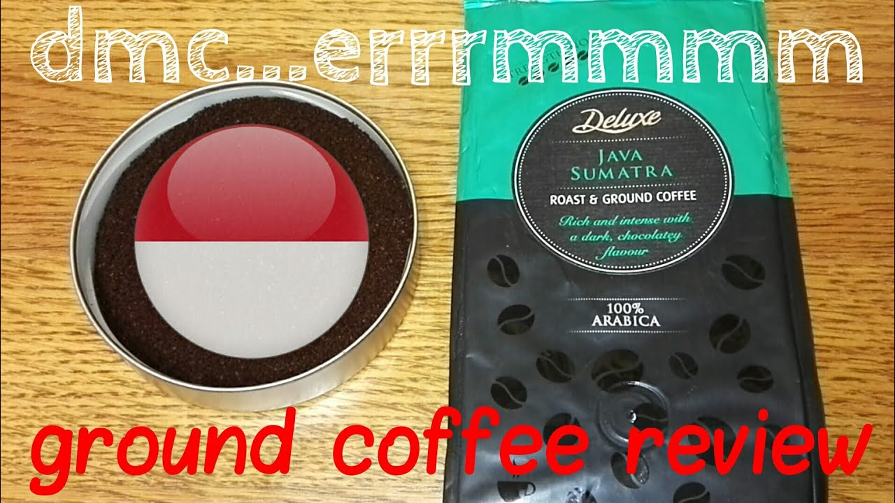 Lidl Deluxe Java Sumatra Roast Ground Coffee Review
