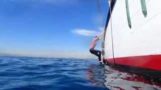 Swim call off Irving Johnson