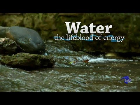 Water: Lifeblood of Energy
