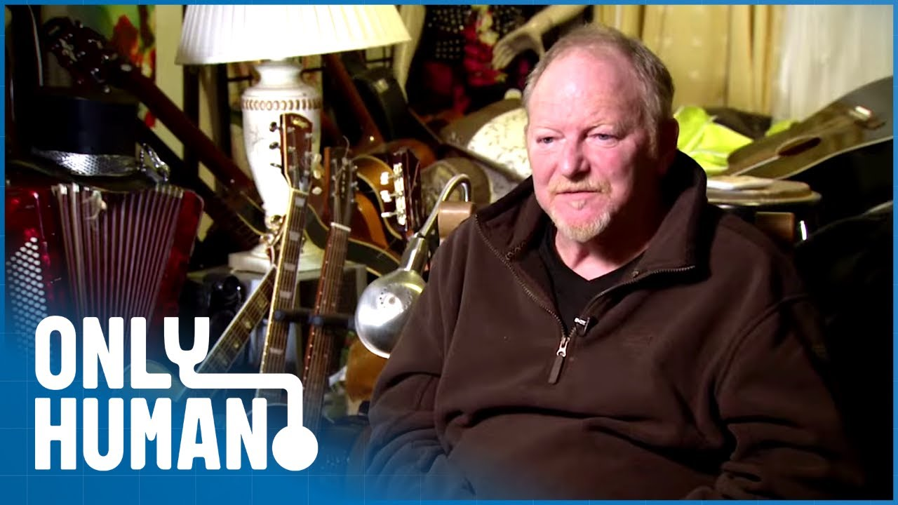 Retired Divorcee Struggles to Open About His Hoarding | The Hoarder Next Door S3 Ep5 | Only Human