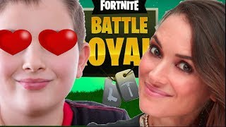 YOUNG IS ON THE MOTHER of the BEST FRIEND and becomes GETROLLT / Fortnite verarsche imNatiz