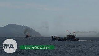 Tin nóng 24H | 86 ngư dân Việt cầu cứu ở Philippines vì tàu hết nhiên liệu
