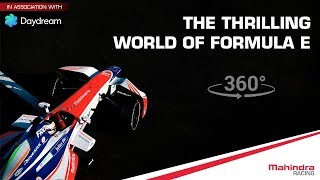 Experience Formula E Excitement In 360° - First Time With Google Daydream thumbnail