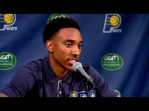 """Just a kid from Indianapolis"" Jeff Teague"