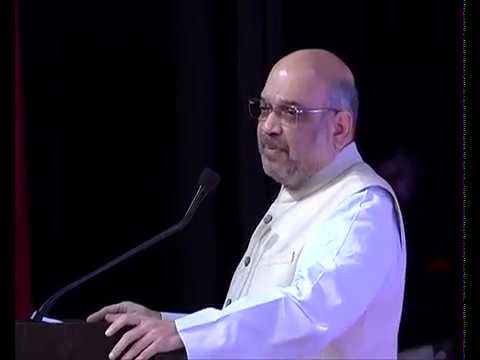 Shri Amit Shah's interaction with youth of Gujarat through Yuva Town Hall : 10.09.2017