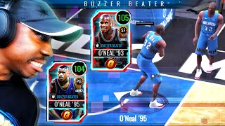 2 GLITCHED GT SHAQS IN 1 LINEUP! NBA Live Mobile 20 Season 4 Pack Opening Gameplay Ep. 66