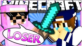 BULLYING A BULLY IN MINECRAFT