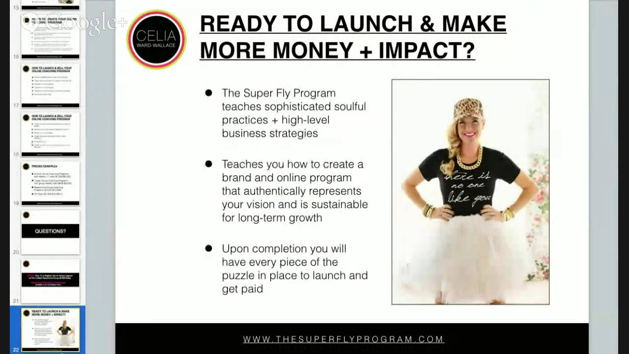 How To Create, Launch & Sell Your Online Coaching Program