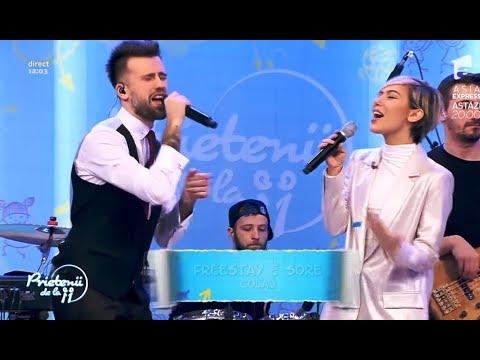 FreeStay și Sore - Colaj de melodii (LIVE)