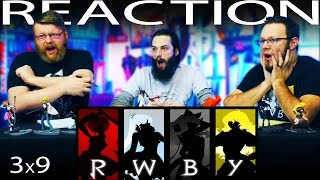 RWBY Volume 3 Chapter 9 REACTION!!