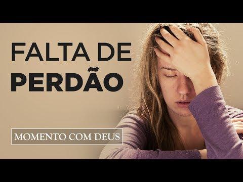 CUIDADO COM A FALTA DE PERDÃO - (QUEM NÃO PERDOA NÃO É PERDOADO) - #99 Momento com Deus