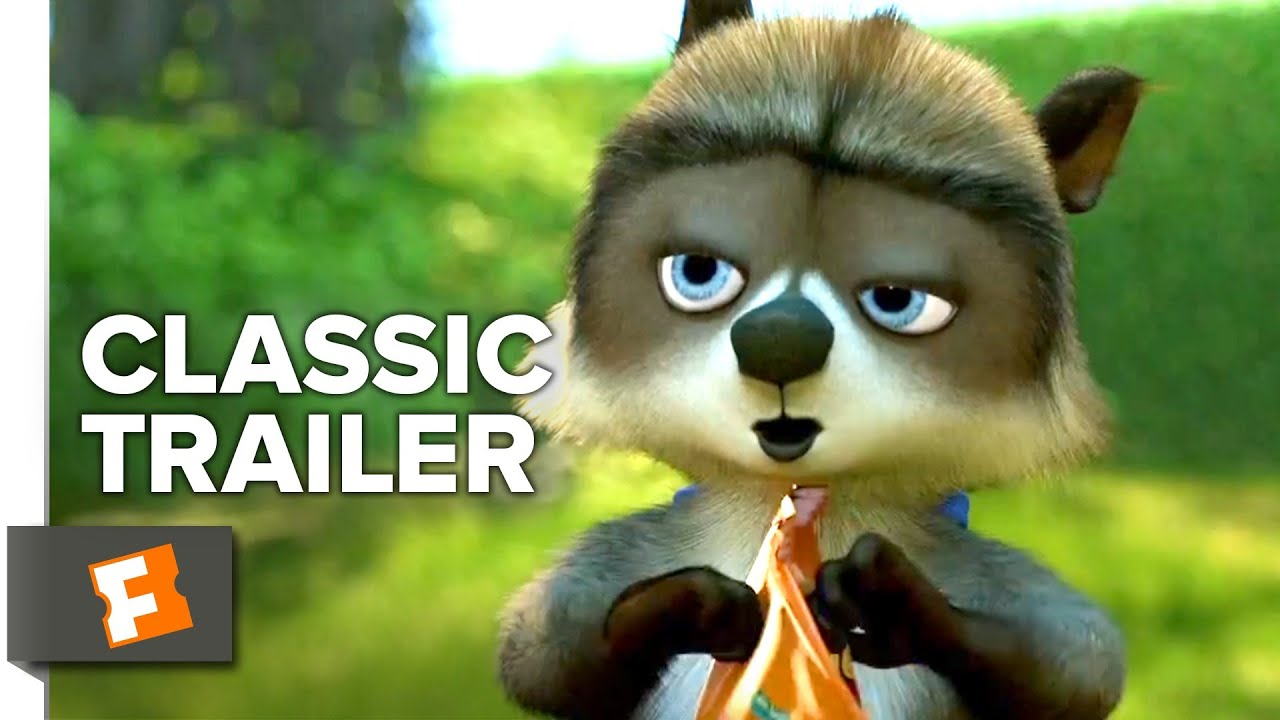 Over The Hedge 2006 Trailer 1 Movieclips Classic Trailers Youtube