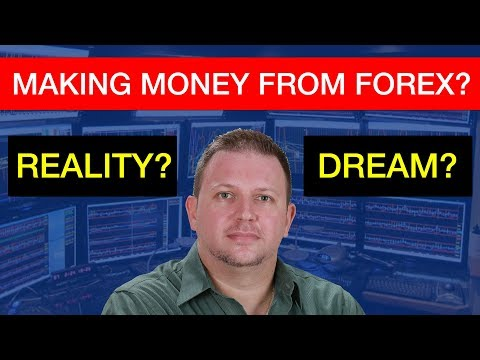 Thumbnail: Making Money From Forex Trading - Reality or Dream?