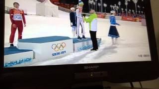 葛西選手2位おめでとう!