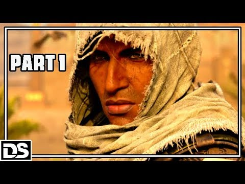 Assassins Creed Origins Gameplay German - Lets Play Assassins Creed Origins Deutsch DerSorbus Walkthrough