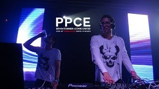 PPCE (Bryan Stormer & Etane Carter) LIVE @ Before Starfloor 2013, Under Club, Paris - FULL SET
