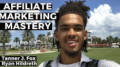 AFFILIATE MARKETING MASTERY COURSE REVIEW - Tanner J Fox - Ryan Hildreth