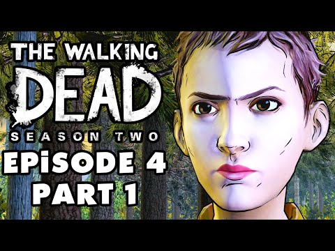 The Walking Dead: Season 2 - Episode 4: Amid the Ruins - Gameplay Walkthrough Part 1