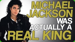 Michael Jackson Was Actually a Real King (What is a Sesh)